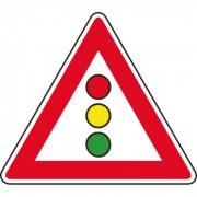 B2B Partner Dopravní značka – světelné signály