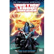 Justice League of America Vol. 3: Panic in the Microverse (Rebirth), Paperback