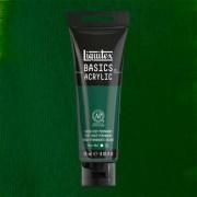 Liquitex Basics akrilfesték, 118 ml - 350, deep green permanent