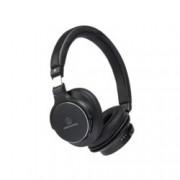 Слушалки Audio-Technica ATH-SR5BT, микрофон, безжични(Bluetooth 4.1)/NFC, High-Resolution аудио, до 38 часа време за работа, черни