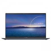 Лаптоп Asus ZenBook UX425JA-WB711R, 14 инча FHD IPS AG 60Hz, Intel Core i7-10510U Processor 1.8 GHz (8M Cache, up to 4.9 GHz), 16GB LPDDR4 RAM, Grey, Сив, 90NB0QX1-M03650