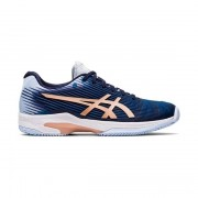 Asics Solution Speed FF Clay/Padel Women Peacoat/Rose Gold 37.5