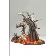 Fire Dragon Clan 5 Mc Farlanes Dragons Series 5: The Fall Of The Dragon Kingdom Deluxe Action Figure Box Set