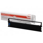 OKI Kleurtape 43571802 Origineel ML1120 ML1190 Geschikt voor apparatuur (merk): OKI Zwart 1 stuk(s)