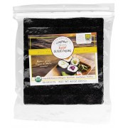 Organic Raw Sushi Nori (50 Sheets) 125g