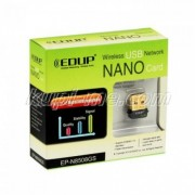 Безжичен адаптер WIRELESS-N USB Edup EP-N8508GS