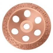 Disc oala cu carburi metalice Medie, Supraf Conica D=180