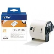 Brother Shipping Labels DK-11202 Black on White 62 mm x 100 mm 300 Labels