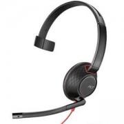 Професионална микрогарнитура Plantronics Blackwire C5210 USB-А, 207577-01