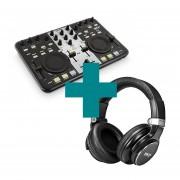Consola DJ SKP Midi SMX-800 + Auricular DJ Monitor SKP Profesional PH-550