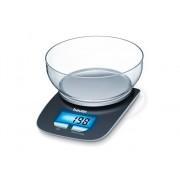 Beurer Báscula de cocina BEURER KS25 (Capacidad: 3 Kg - Precisión: 1 g)