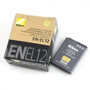 Nikon EN-EL12 Rechargeable Li-ion Battery 3.7V 1050mAh CoolPix S610c