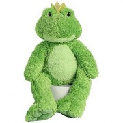 Aurora World Prince Frog Plush Small