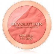 Makeup Revolution Reloaded Blush rezistent culoare Baked Peach 7,5 g
