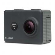 "Camera video sport, Shoot T51, 4K, 14 MP, Wi-Fi, Ecran 2"" (Negru)"