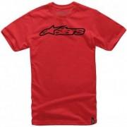 ALPINESTARS Camiseta Alpinestars Classic Blaze Red / Black