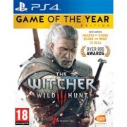 Игра The Witcher 3 Wild Hunt GOTY PS4
