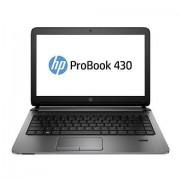"HP Notebook Hp Probook 430 G2 13.3"" Intel Core I3 4005u 1.7 Ghz 4 Gb Ddr3 320 Gb Hdd Intel Hd Graphics Refurbished Windows 10"