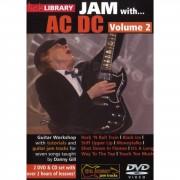 Roadrock International Lick Library: Jam With AC/DC 2 DVD, CD