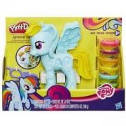 Комплект Плей До - Рейнбоу Даш - Hasbro, 033008