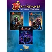 The Descendants Easy Piano Collection: Music from the Trilogy of Disney Channel Motion Picture, Paperback/Hal Leonard Corp