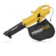 Aspirator/suflanta cu motor electric de gradina 3000W PowerPlus POWXG4035