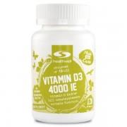 Healthwell Vitamin D3 4000 IE 240 tabl