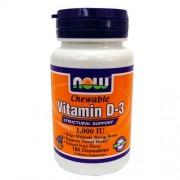 Now d-3 vitamin rágótabletta 180db