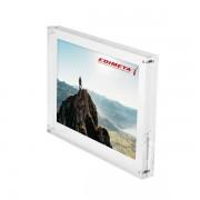 Edimeta Cadre photo magnétique - 5 x 5 cm