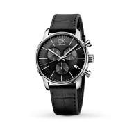 Calvin Klein City Montre K2G271C3 - Noir