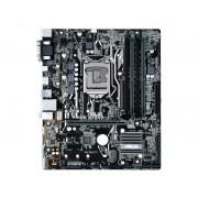Asus Placa base asus intel prime b250m-a socket 1151 ddr4x4 2400mhz max64gb dvi-d d-sub hdmi matx