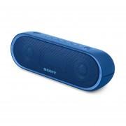 Bocina Sony SRS-XB20 Portatil Bluetooth-Azul