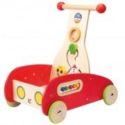 Hape Wonder Walker E0370 Giocattolo cavalcabile a spinta