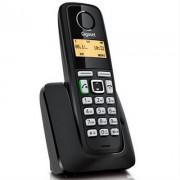 Telefono inalambrico DECT Gigaset A220 negro