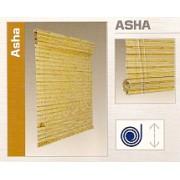 Bambusová roleta Asha 120x120cm