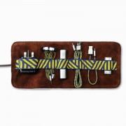 Mantidy GauchoTechRoll mörkbrun Phone Accessories Kit