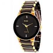 TRUE COLORS SWISSSTYLES DIAMOND PLATED MY GOOD TIME Analog Watch - For Men Boys