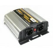 Feszültségátalakító MS 12V 1000/2000W