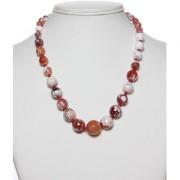 The Haat Onyx Stone Necklace (Orange)