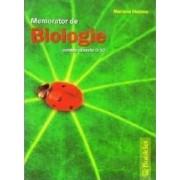 Memorator de biologie pentru clasa 9-10 - Mariana Hutanu