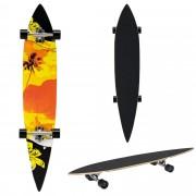 [pro.tec]® Pintail longboard - ZY-4608-4 - skateboard / surfer board