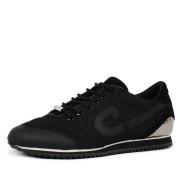 Cruyff ripple zwarte heren sneaker - zwart - Size: 42