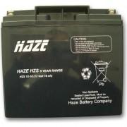 Оловна Батерия Haze (HZS-12-18) 12V / 18Ah - 181 / 76 / 167mm AGM - HAZE-12V/18/AGM