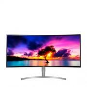 LG 38WK95C-W 38 inch curved Wide Quad HD IPS monitor