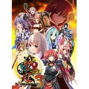 SYSTEM SOFT Sengoku Hime 3: Tenka o Kirisaku Hikari to Kage [Japan Import]