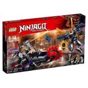 KILLOW CONTRA SAMURAI X - LEGO (70642)