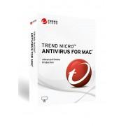 Versión completa de Trend Micro Antivirus for Mac 2020 1-Dispositivo 3 Años