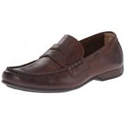 FRYE Men s Lewis Penny Loafer Dark Brown Soft Vintage Leather - 80267 10 D(M) US
