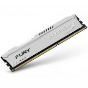 KINGSTON Memoria Ram HYPERX FURY DDR3 8GB 1600Mhz White HX316C10FW/8