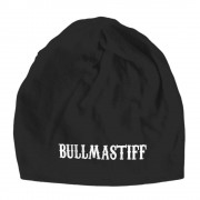 Bullmastiff Mössa Beanie